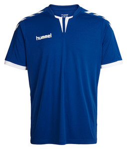 Hummel, Core SS Shirt by Hummel. Available now from Andreas Carter Sports.