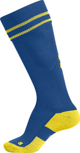 Hummel, Fundamental Sock by Hummel. Available now from Andreas Carter Sports.