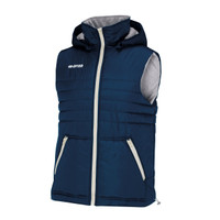 Errea, Hybrid Gilet Kid by Errea. Available now from Andreas Carter Sports.