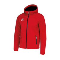 Errea, Geb Softshell Jacket by Errea. Available now from Andreas Carter Sports.