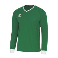 Errea, Long Sleeve Lennox Shirt Kid by Errea. Available now from Andreas Carter Sports.
