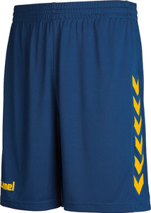 hummel, Core Poly Kid Shorts by hummel. Available now from Andreas Carter Sports.