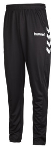 hummel, Core Poly Pant by hummel. Available now from Andreas Carter Sports.
