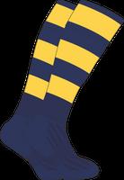 Braintree Town YFC Match Training Socks UK 6-11