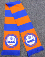 Braintree Town, FC Bar Scarf 2019 by ASCAR. Available now from Andreas Carter Sports.