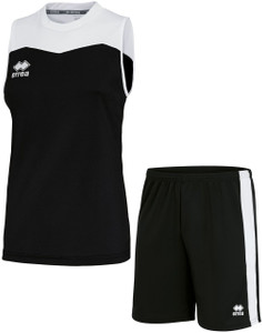 Errea, Glenda/Bolton Womens Basketball Set Junior XS & S by Errea. Available now from Andreas Carter Sports.