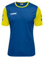 hummel, Core Hybrid Match Jersey by hummel. Available now from Andreas Carter Sports.
