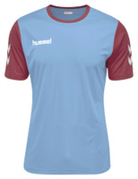 hummel, Core Hybrid Match Junior Jersey by hummel. Available now from Andreas Carter Sports.