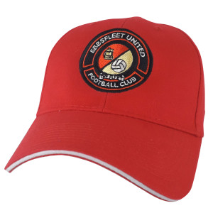 EUFC, Baseball Cap by Ascar. Available now from Andreas Carter Sports.