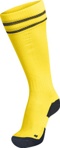 EUFC, Junior Away Goalkeeper Socks by hummel. Available now from Andreas Carter Sports.