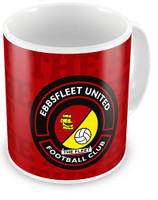 EUFC, The Fleet Mug by Ascar. Available now from Andreas Carter Sports.