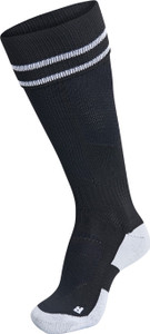 EUFC, Academy Training Socks by hummel. Available now from Andreas Carter Sports.