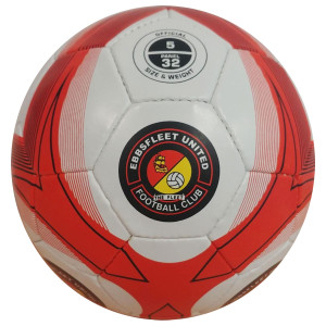 EUFC, Souvenir Football by Ascar. Available now from Andreas Carter Sports.