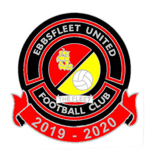 EUFC, Pin Badge by Ascar. Available now from Andreas Carter Sports.