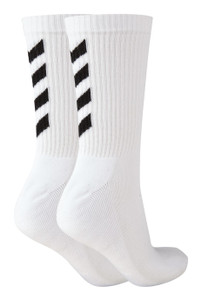 EUFC, Scholars Travel 3 Pack Socks by hummel. Available now from Andreas Carter Sports.