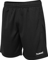 EUFC, Coaches Shorts by hummel. Available now from Andreas Carter Sports.