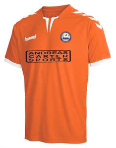 Braintree Town FC, Adult Home Shirt 2019/20 by Hummel. Available now from Andreas Carter Sports.