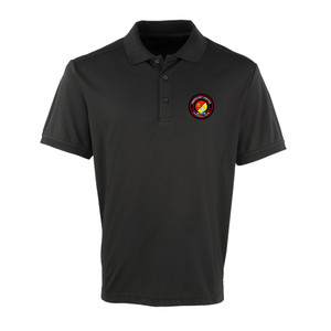 EUFC, Fans Polo by Ascar. Available now from Andreas Carter Sports.