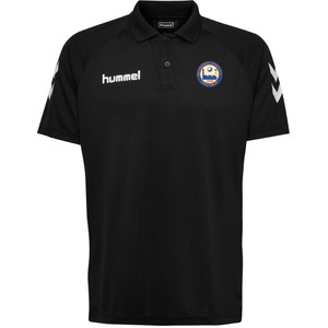 Braintree Town FC, Management Polo by hummel. Available now from Andreas Carter Sports.