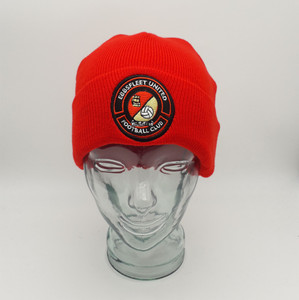 EUFC, Roll Up Beanie by Ascar. Available now from Andreas Carter Sports.