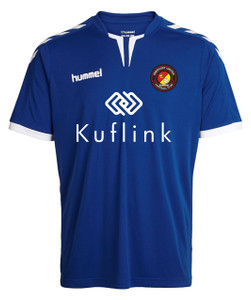EUFC, 3rd Goalkeeper Shirt by hummel. Available now from Andreas Carter Sports.
