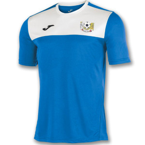 Cornard United YFC, Junior Home Match Shirt by Joma. Available now from Andreas Carter Sports.