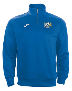 Cornard United YFC, Junior 1/4 Zip Top by Joma. Available now from Andreas Carter Sports.