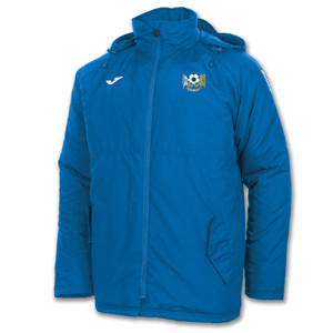 Cornard United YFC, Winter Coat by Joma. Available now from Andreas Carter Sports.