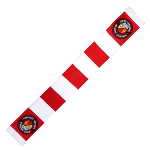 EUFC, Bar Scarf by Ascar. Available now from Andreas Carter Sports.