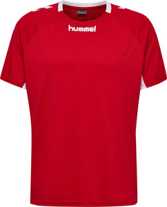 hummel, Core Team Jersey by hummel. Available now from Andreas Carter Sports.