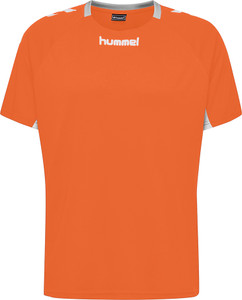 hummel, Kids Core Team Jersey S/S by hummel. Available now from Andreas Carter Sports.