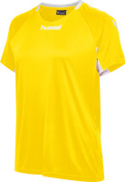 hummel, Core Team Jersey Woman S/S by hummel. Available now from Andreas Carter Sports.