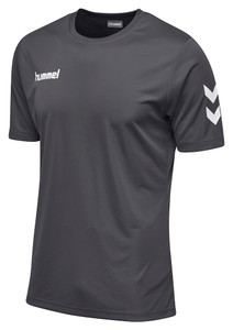 hummel, Core Polyester Tee by hummel. Available now from Andreas Carter Sports.