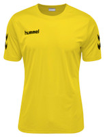 hummel, Core Hybrid Solo Junior Jersey by hummel. Available now from Andreas Carter Sports.