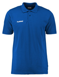 hummel, Core Hybrid Junior Polo by hummel. Available now from Andreas Carter Sports.