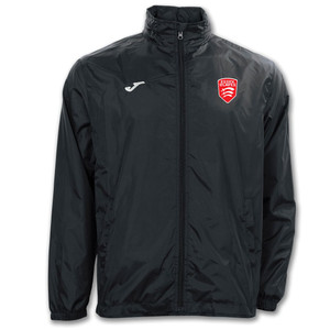 Iris Rain Jacket by Joma. Available now from Andreas Carter Sports.