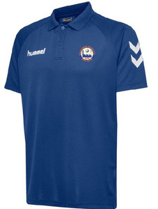 Braintree Town Hummel Polo, by Hummel. Available now from Andreas Carter Sports.