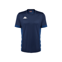 Kappa, Dervio Short Sleeve Shirt by Kappa. Available now from Andreas Carter Sports.