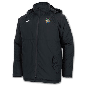 West Bergholt FC, Bench Coat by Joma. Available now from Andreas Carter Sports.