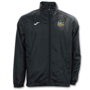 West Bergholt FC, Rain Jacket by Joma. Available now from Andreas Carter Sports.