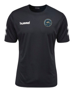 Stanway Athletic, Training Shirt 2020/21 by hummel. Available now from Andreas Carter Sports.
