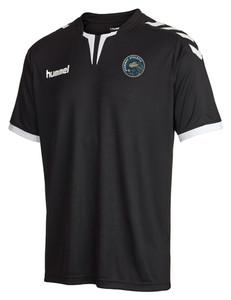 Stanway Athletic, Core Training Shirt 2020/21 by hummel. Available now from Andreas Carter Sports.
