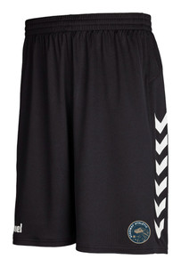 Stanway Athletic, Match Day Shorts 2020/21 by hummel. Available now from Andreas Carter Sports.