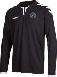 Stanway Athletic, LS Training Shirt 2020/21 by hummel. Available now from Andreas Carter Sports.
