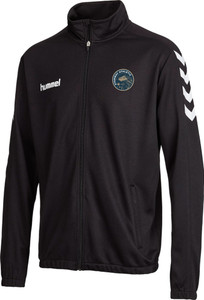 Stanway Athletic, Full Zip Training Top 2020/21 by hummel. Available now from Andreas Carter Sports.
