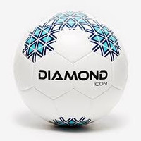 Diamond Icon, Football by . Available now from Andreas Carter Sports.