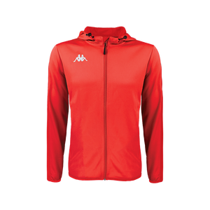 Kappa, Televe Tracksuit Jacket by Kappa. Available now from Andreas Carter Sports.