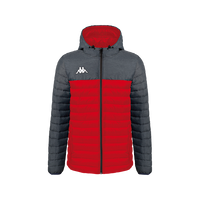 Kappa, Lamezio Padded Jacket by Kappa. Available now from Andreas Carter Sports.