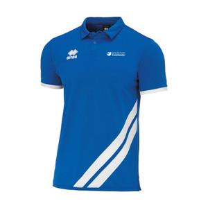 University of Colchester, BSc in Sports Coaching Polo by Errea. Available now from Andreas Carter Sports.