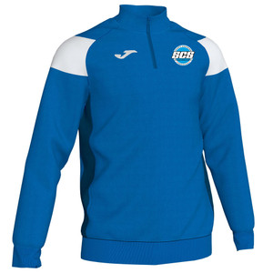 SCS Football Academy, Kids Tracksuit Jacket by Joma. Available now from Andreas Carter Sports.